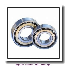 FAG QJ306-TVP-C3  Angular Contact Ball Bearings