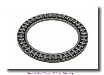 0.276 Inch | 7 Millimeter x 0.394 Inch | 10 Millimeter x 0.63 Inch | 16 Millimeter  CONSOLIDATED BEARING IR-7 X 10 X 16  Needle Non Thrust Roller Bearings