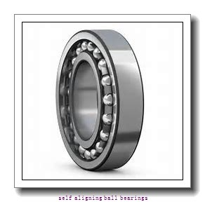 55 mm x 100 mm x 21 mm  FAG 1211-K-TVH-C3  Self Aligning Ball Bearings