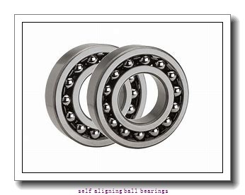 CONSOLIDATED BEARING 2205E-K 2RS C/3  Self Aligning Ball Bearings
