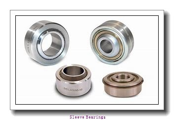 ISOSTATIC B-814-4  Sleeve Bearings