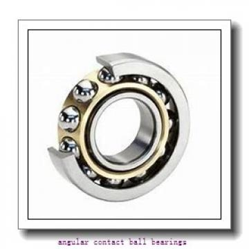 20 mm x 42 mm x 12 mm  FAG 7004-B-2RS-TVP  Angular Contact Ball Bearings
