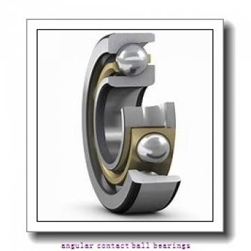 FAG QJ230-N2-MPA-C3  Angular Contact Ball Bearings