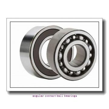 25 mm x 62 mm x 17 mm  FAG 7305-B-2RS-TVP  Angular Contact Ball Bearings