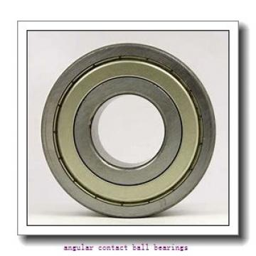 FAG 7217-B-MP-UA  Angular Contact Ball Bearings