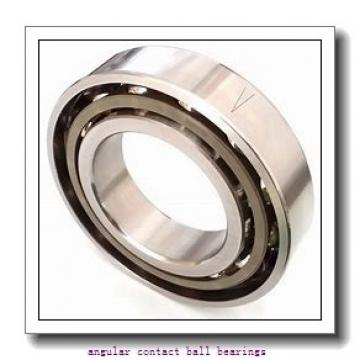 FAG QJ215-MPA  Angular Contact Ball Bearings