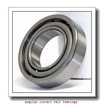 40 mm x 80 mm x 18 mm  FAG 7208-B-TVP  Angular Contact Ball Bearings