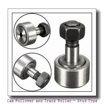 INA NUKRE80  Cam Follower and Track Roller - Stud Type