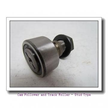CONSOLIDATED BEARING KR-30-2RS  Cam Follower and Track Roller - Stud Type