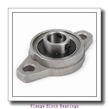 QM INDUSTRIES QVVFY14V207ST  Flange Block Bearings