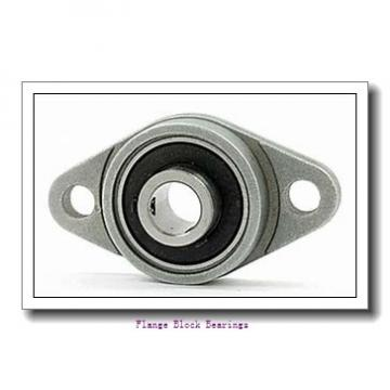 QM INDUSTRIES QVVC19V307SN  Flange Block Bearings