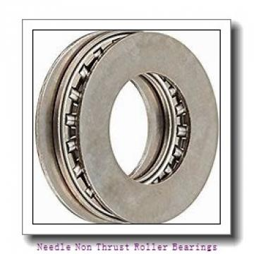 0.866 Inch | 22 Millimeter x 1.102 Inch | 28 Millimeter x 0.669 Inch | 17 Millimeter  CONSOLIDATED BEARING K-22 X 28 X 17  Needle Non Thrust Roller Bearings