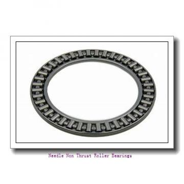 0.945 Inch | 24 Millimeter x 1.102 Inch | 28 Millimeter x 0.669 Inch | 17 Millimeter  CONSOLIDATED BEARING K-24 X 28 X 17  Needle Non Thrust Roller Bearings