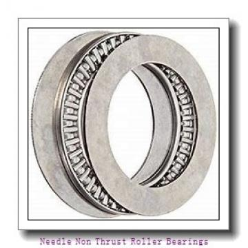 1.024 Inch | 26 Millimeter x 1.181 Inch | 30 Millimeter x 0.669 Inch | 17 Millimeter  CONSOLIDATED BEARING K-26 X 30 X 17  Needle Non Thrust Roller Bearings