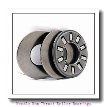 0.709 Inch | 18 Millimeter x 1.024 Inch | 26 Millimeter x 0.787 Inch | 20 Millimeter  CONSOLIDATED BEARING NK-18/20  Needle Non Thrust Roller Bearings