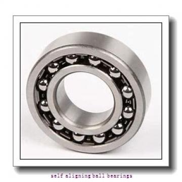 30 mm x 62 mm x 20 mm  FAG 2206-K-2RS-TVH-C3  Self Aligning Ball Bearings