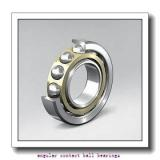 40 mm x 68 mm x 15 mm  FAG 7008-B-2RS-TVP  Angular Contact Ball Bearings