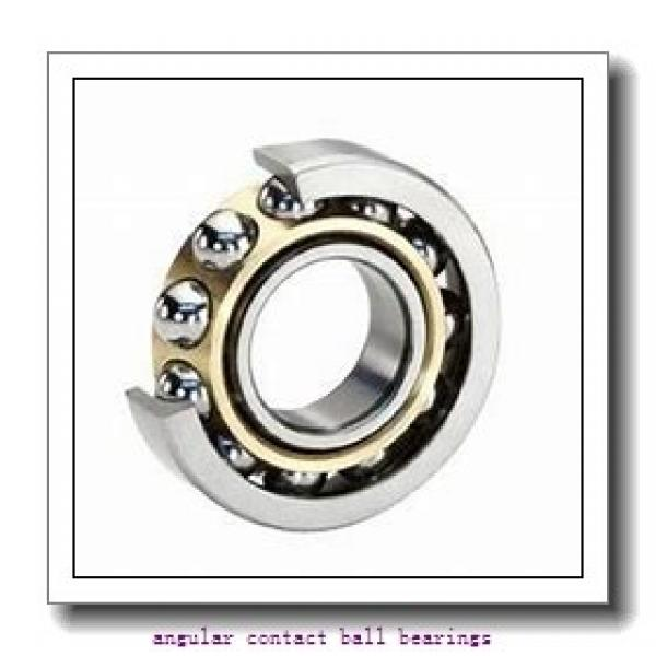 110 mm x 200 mm x 38 mm  FAG QJ222-N2-MPA  Angular Contact Ball Bearings #2 image