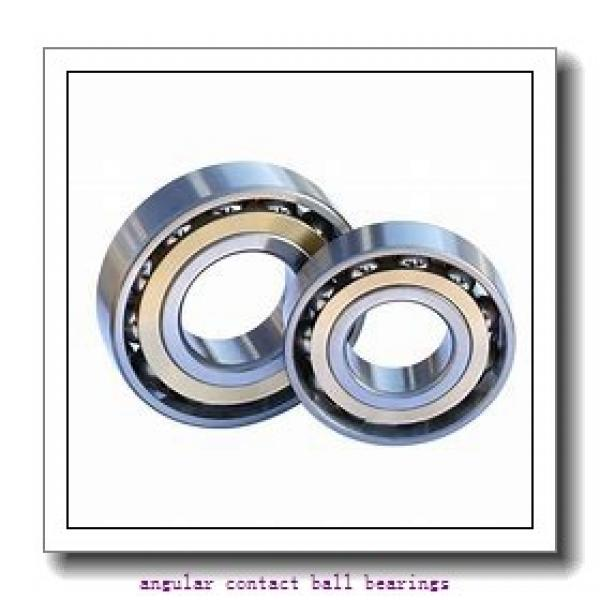 FAG 7309-B-TVP-UO  Angular Contact Ball Bearings #1 image