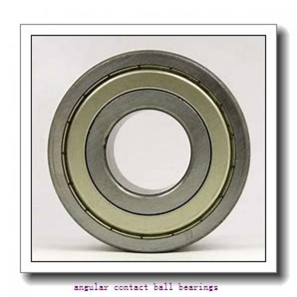 FAG 7218-B-JP-UA  Angular Contact Ball Bearings #1 image