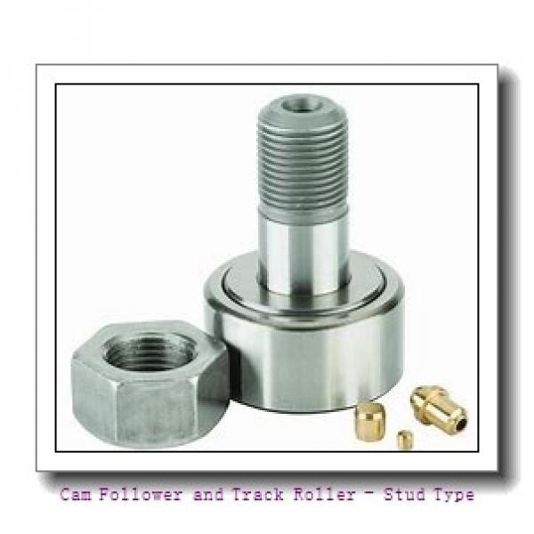 CONSOLIDATED BEARING NUKR-62X  Cam Follower and Track Roller - Stud Type #2 image