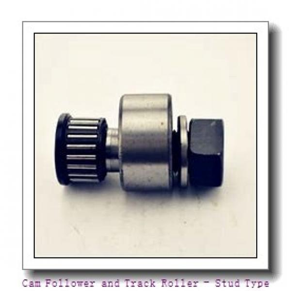 CONSOLIDATED BEARING CRSB-16  Cam Follower and Track Roller - Stud Type #1 image