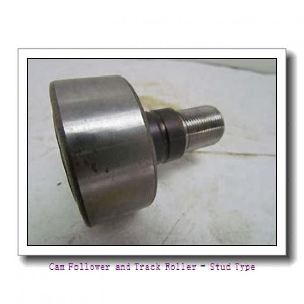 CONSOLIDATED BEARING NUKR-62  Cam Follower and Track Roller - Stud Type #1 image