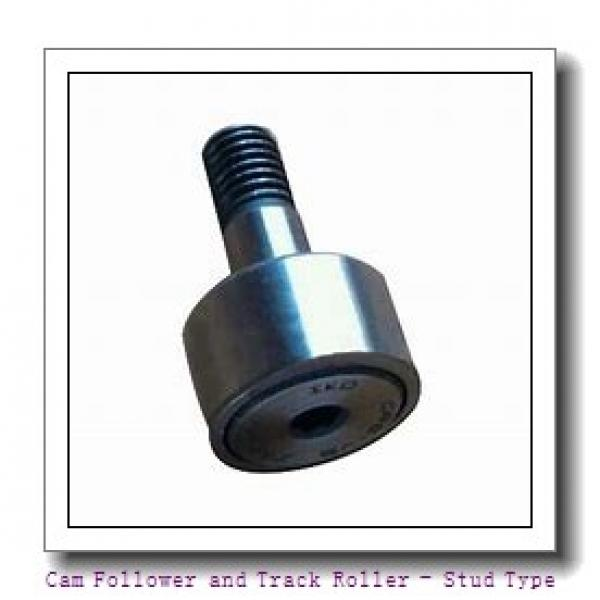 CONSOLIDATED BEARING KR-22-2RSX  Cam Follower and Track Roller - Stud Type #1 image