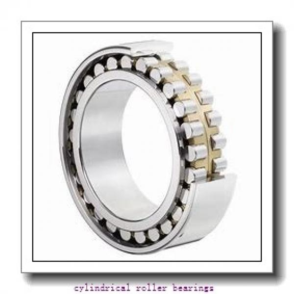 90 x 7.48 Inch | 190 Millimeter x 1.693 Inch | 43 Millimeter  NSK NU318W  Cylindrical Roller Bearings #3 image