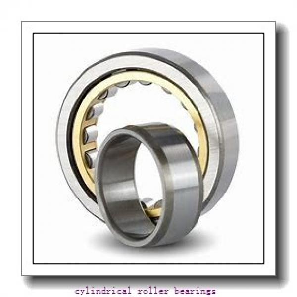 90 x 7.48 Inch | 190 Millimeter x 1.693 Inch | 43 Millimeter  NSK NU318W  Cylindrical Roller Bearings #2 image