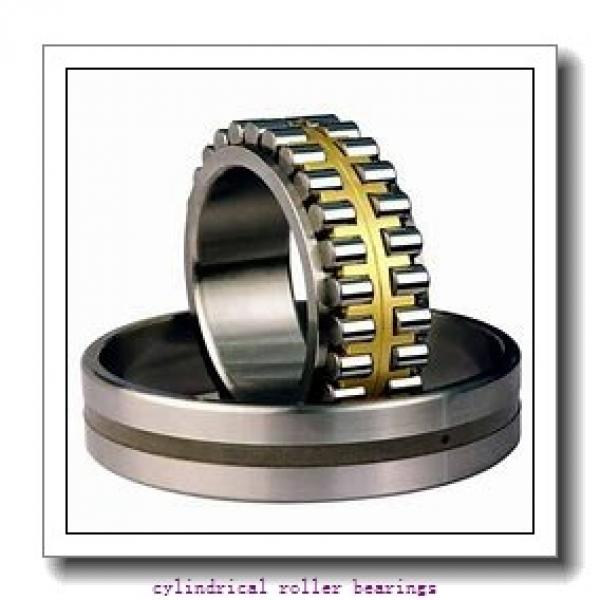 75 x 7.48 Inch   190 Millimeter x 1.772 Inch   45 Millimeter  NSK NU415W  Cylindrical Roller Bearings #2 image