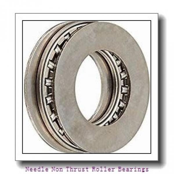 1.181 Inch | 30 Millimeter x 1.378 Inch | 35 Millimeter x 0.709 Inch | 18 Millimeter  CONSOLIDATED BEARING K-30 X 35 X 18  Needle Non Thrust Roller Bearings #1 image
