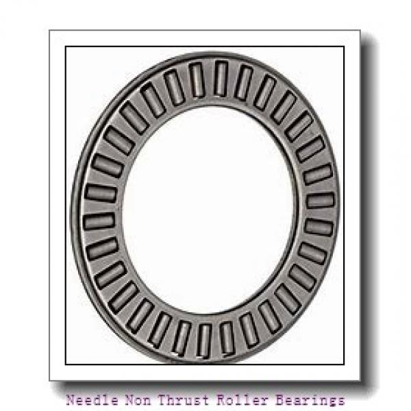 0.669 Inch | 17 Millimeter x 0.984 Inch | 25 Millimeter x 0.787 Inch | 20 Millimeter  CONSOLIDATED BEARING NK-17/20  Needle Non Thrust Roller Bearings #1 image