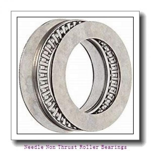 1.969 Inch | 50 Millimeter x 2.441 Inch | 62 Millimeter x 1.378 Inch | 35 Millimeter  CONSOLIDATED BEARING NK-50/35  Needle Non Thrust Roller Bearings #1 image
