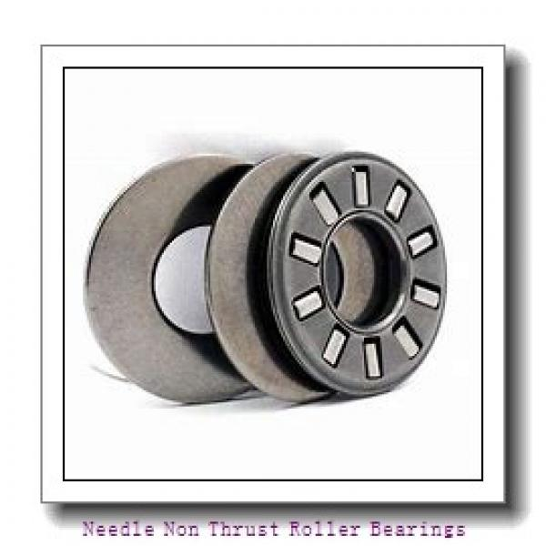 0.669 Inch | 17 Millimeter x 0.945 Inch | 24 Millimeter x 0.787 Inch | 20 Millimeter  CONSOLIDATED BEARING IR-17 X 24 X 20  Needle Non Thrust Roller Bearings #1 image