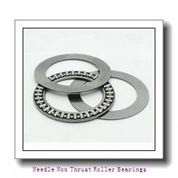 0.866 Inch | 22 Millimeter x 1.024 Inch | 26 Millimeter x 0.669 Inch | 17 Millimeter  CONSOLIDATED BEARING K-22 X 26 X 17  Needle Non Thrust Roller Bearings #1 image