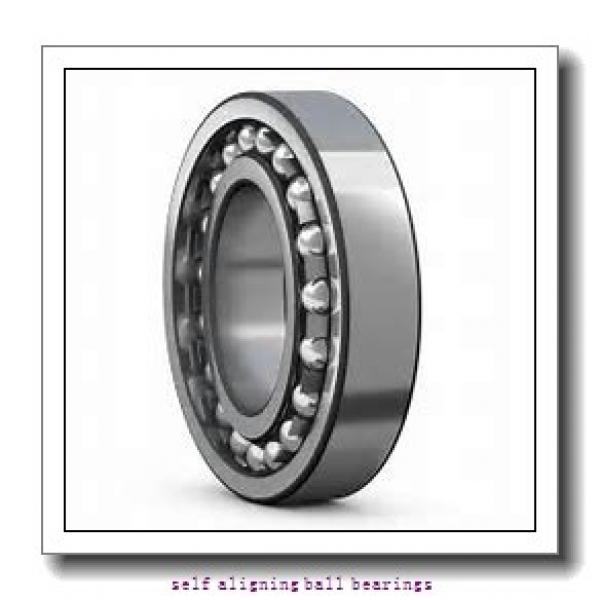 NSK 1316J  Self Aligning Ball Bearings #1 image