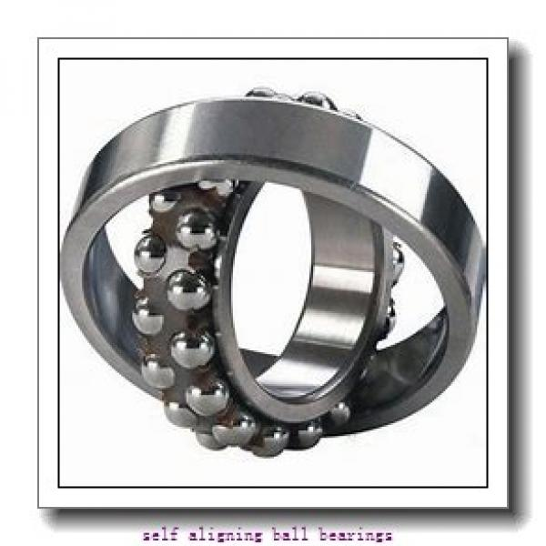 NSK 2211-2RSTN  Self Aligning Ball Bearings #1 image