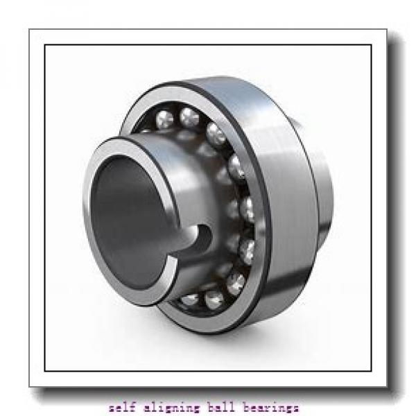 CONSOLIDATED BEARING 1301 P/6  Self Aligning Ball Bearings #1 image