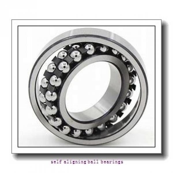 100 mm x 180 mm x 34 mm  FAG 1220-M  Self Aligning Ball Bearings #1 image